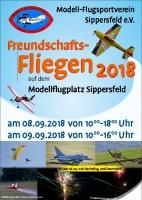 Freundschafts-Fliegen 2018, Sippersfeld