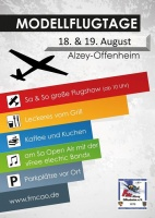Modellflugtage 2018 in Alzey/Offenheim