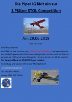 STOL - Competition Piper IG